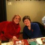 Sue Horten & Deb Novotny